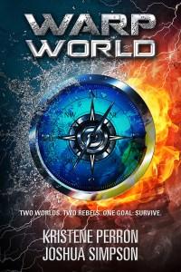 Warpworld ebook cover - Perron and Simpson
