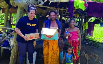 Samoa Feeling Impact of Global Pandemic