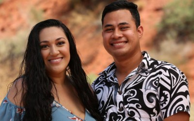 90 Day Fiancé 'Kalani' Supports Donation Drive to BGW