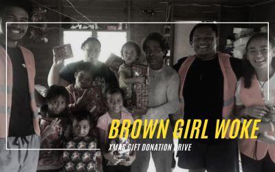 Brown Girl Woke 2020 Xmas Drive