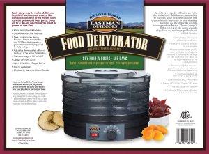 eastman dehydrator