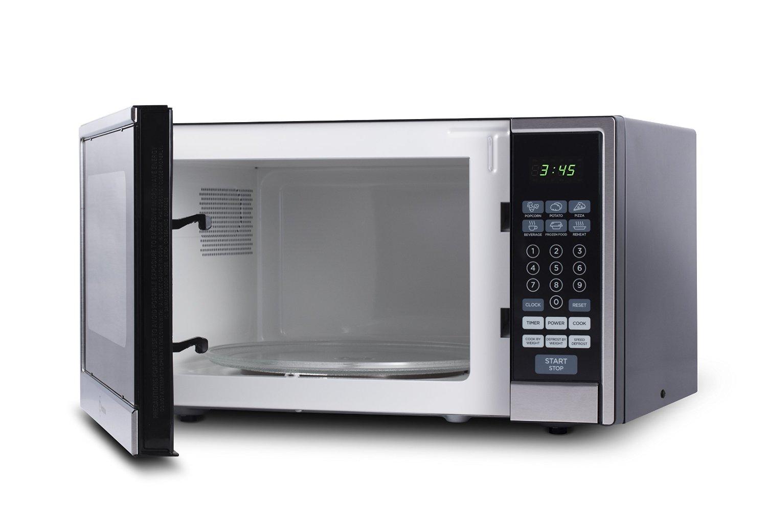 Westinghouse Wcm11100b 1000w Counter Top Microwave Oven