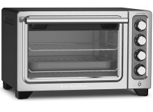 KitchenAid KCO253BM 12-Inch Compact Convection Countertop Oven