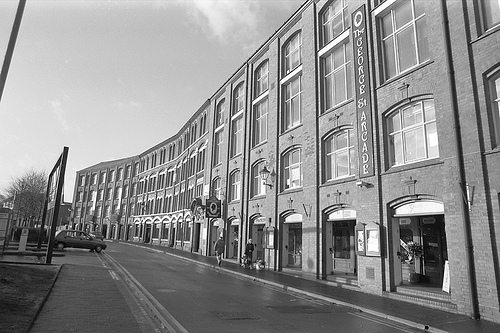 Shannon's Mill, George St, Walsall, 1994