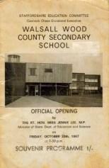 school programme 007
