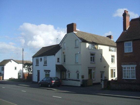 The Old Leopard, as photographed by John M and posted on Geograph.