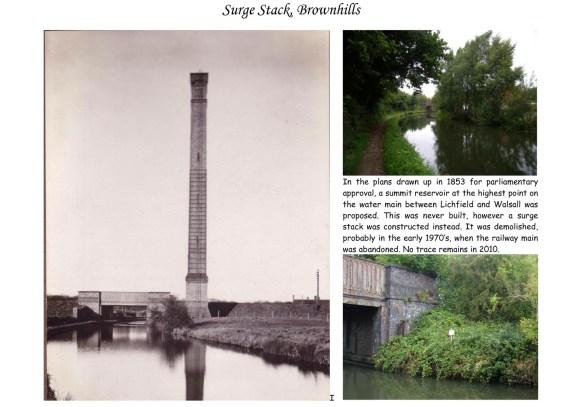 Brownhills Stack