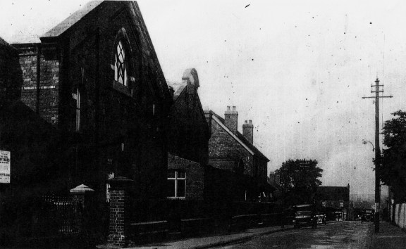 Norton Canes bethel Prim methodist church2