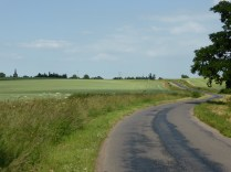 Between Warton and Orton on the Hill