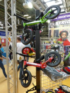 Balance bikes are the way to teach kids to ride. Brilliant.