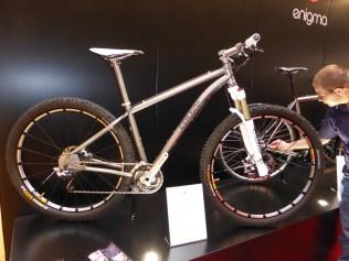 Enigma mountain bike. Gorgeous