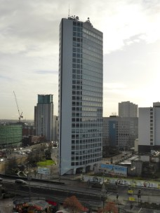 Alpha Tower, one of my favourite Birmingham buildings.