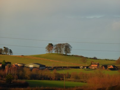 Crow's Castle and Stockfields
