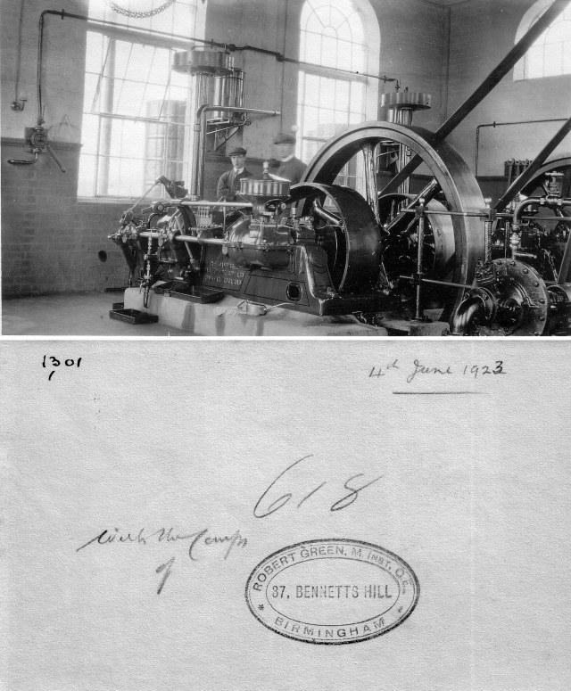 Wheale - Samuel Clayhanger Pump 1923 (2)