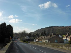 Hopwas was lovely in the spring sunshine.