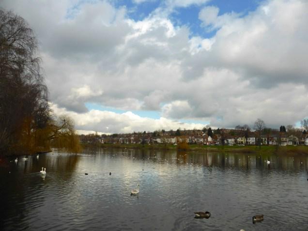 Brookvale Park lake