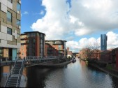Gas Street Basin: sometimes, this doesn't feel like Birmingham any more