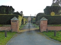 Croxall Hall is a very old, very private residence.