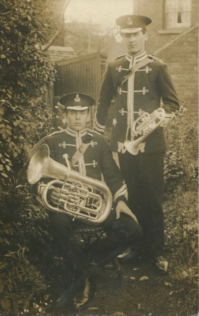 Jack Marigold & Bill Tams