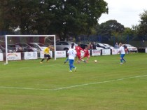 Coleshill came back strong... Image kindly supplied by David Evans.