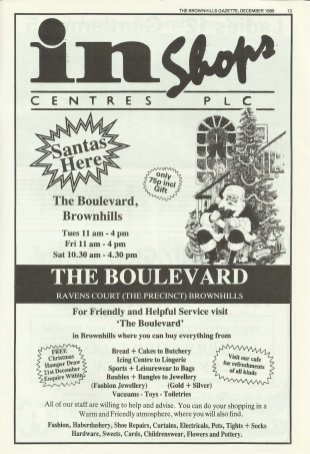 Brownhills Gazette December 1989 Issue 3_000013