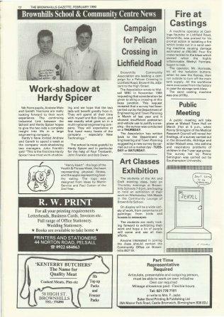 Brownhills Gazette February 1990 issue 5_000012