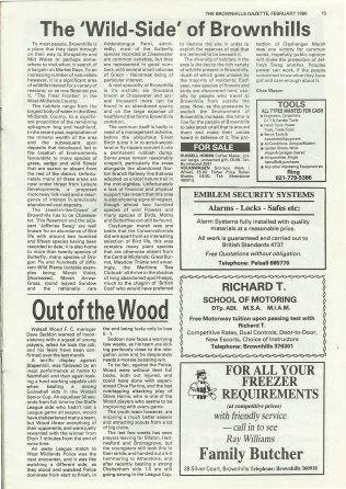 Brownhills Gazette February 1990 issue 5_000015