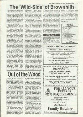 Brownhills Gazette February 1990 issue 5_000015