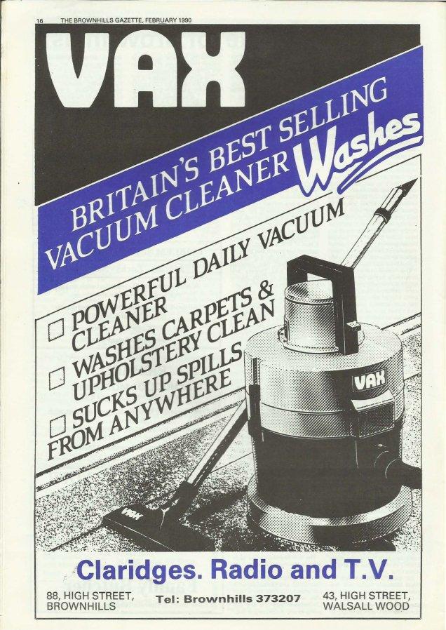 Brownhills Gazette February 1990 issue 5_000016