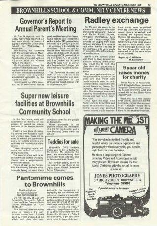 Brownhills Gazette November 1989 issue 2_000013