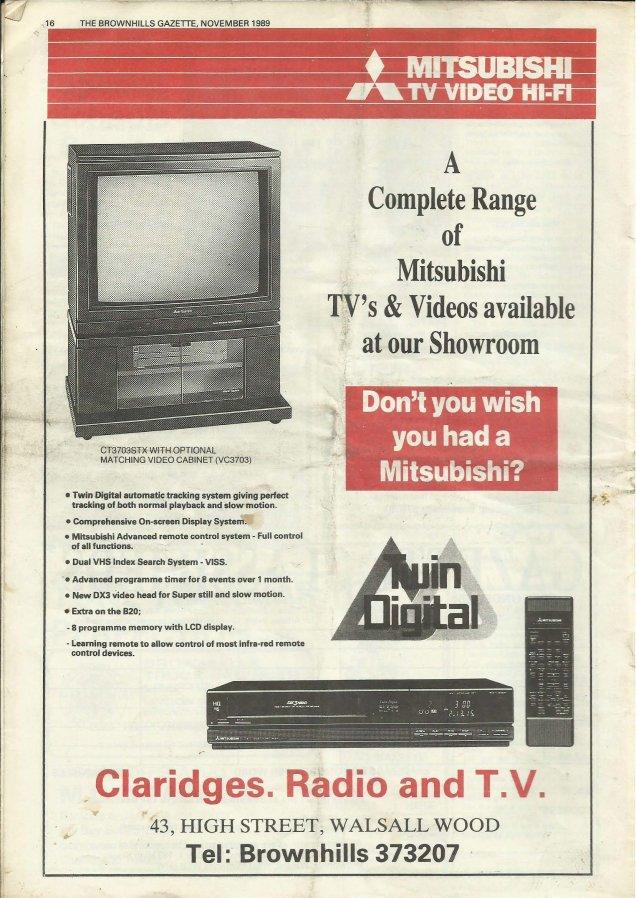 Brownhills Gazette November 1989 issue 2_000016