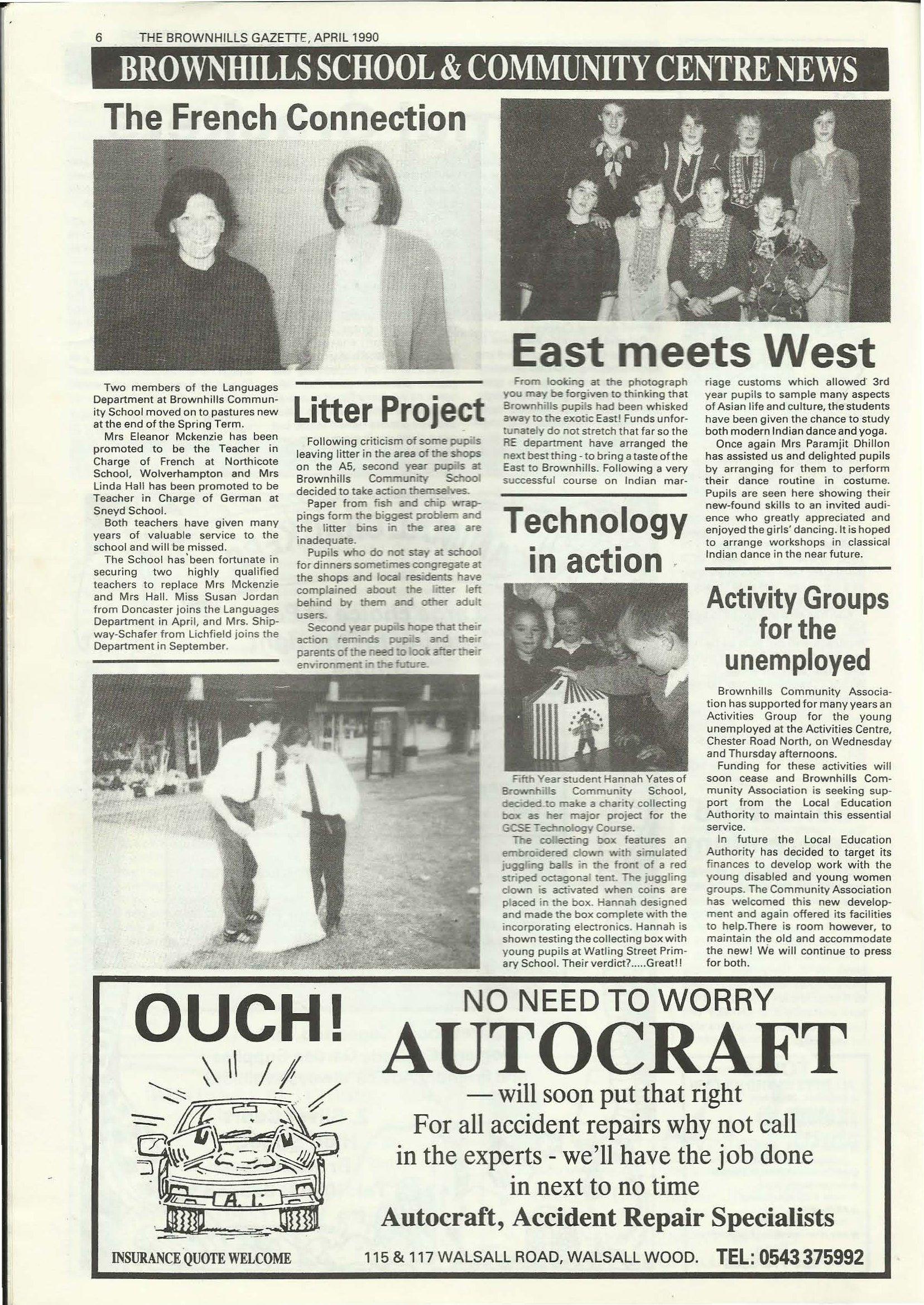 Brownhills Gazette April 1990 issue 7_000006