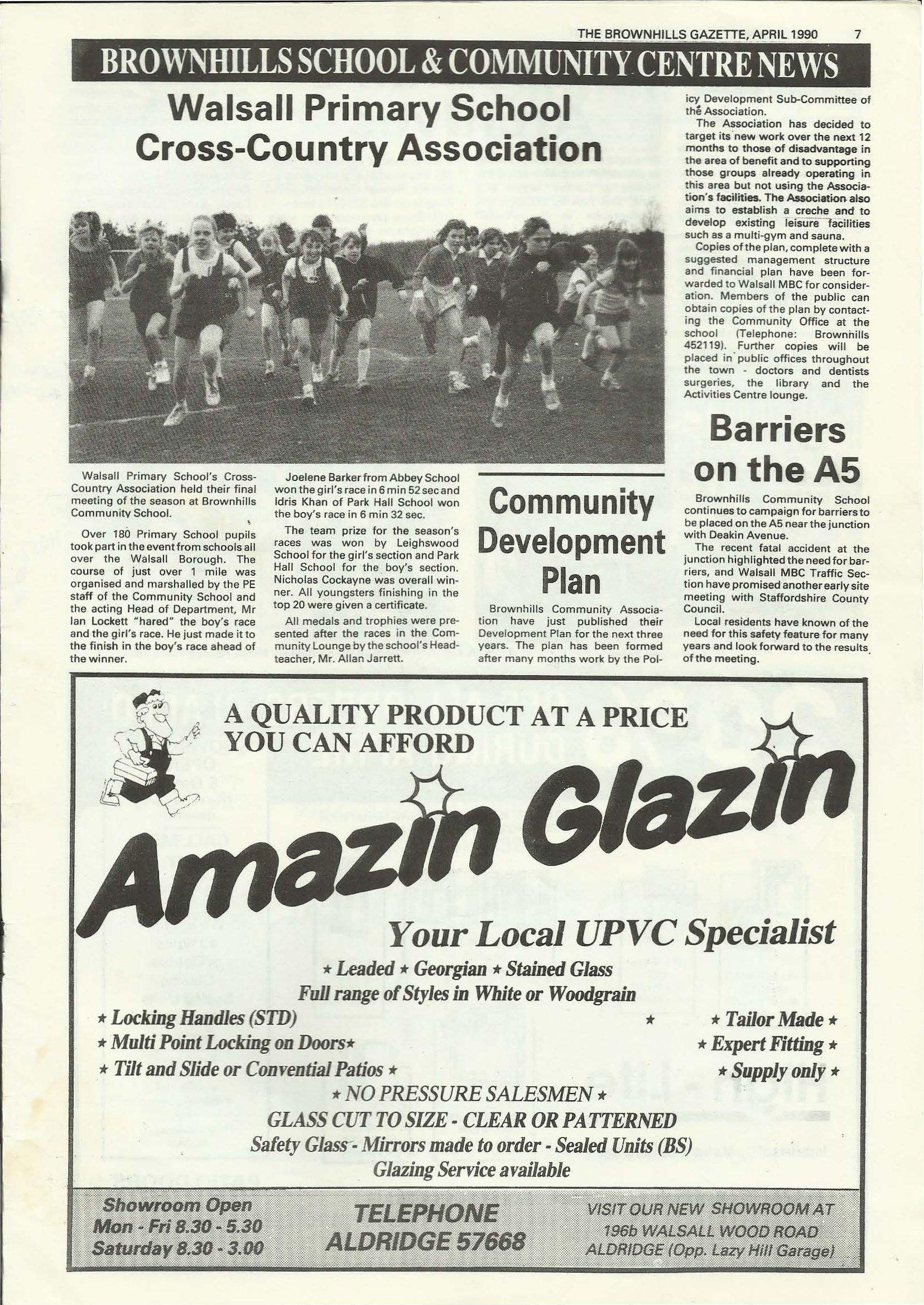 Brownhills Gazette April 1990 issue 7_000007