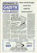 Brownhills Gazette August 1990 issue 11_000001