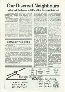 Brownhills Gazette June 1990 issue 9_000007