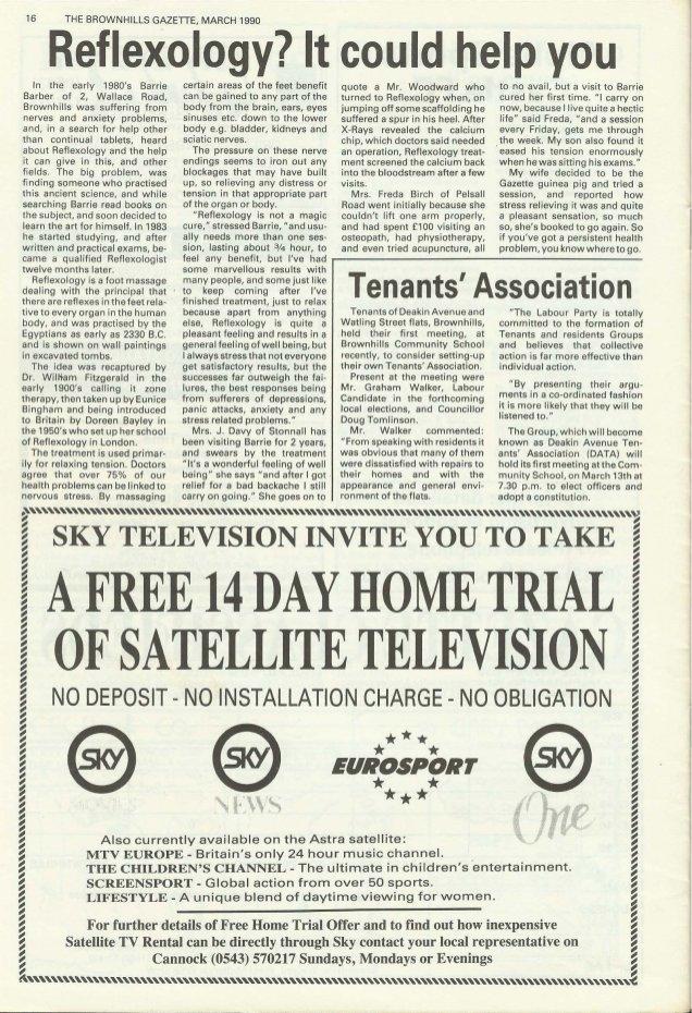 Brownhills Gazette March 1990 issue 6_000016