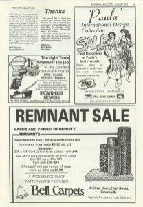 Brownhills Gazette August 1991 issue 23_000005