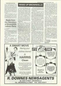 Brownhills Gazette December 1990 Issue 15_000006