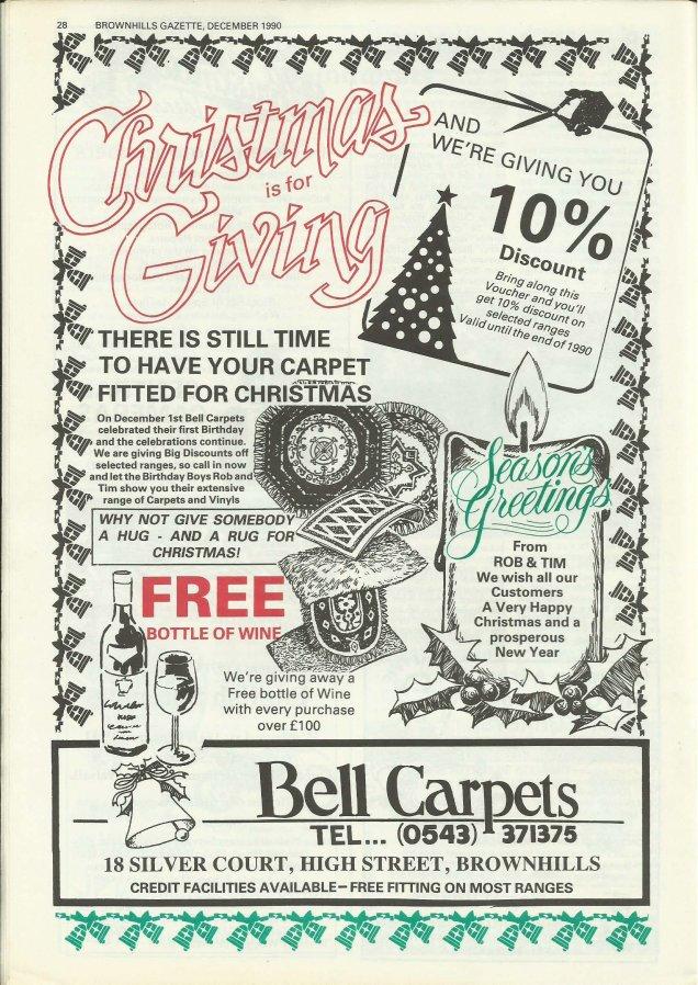 Brownhills Gazette December 1990 Issue 15_000027