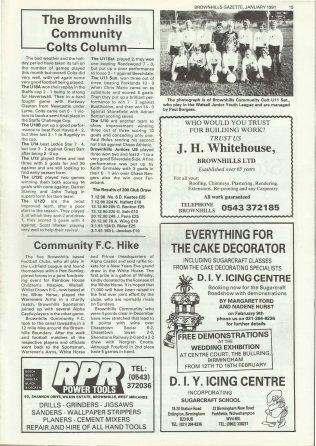 Brownhills Gazette January 1991 issue 16_000015
