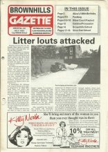 Brownhills Gazette July 1991 issue 22_000001