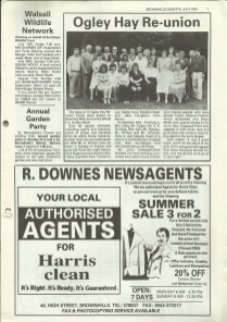 Brownhills Gazette July 1991 issue 22_000007
