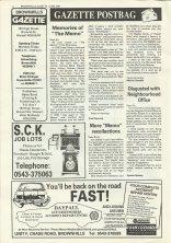 Brownhills Gazette June 1991 issue 21_000002