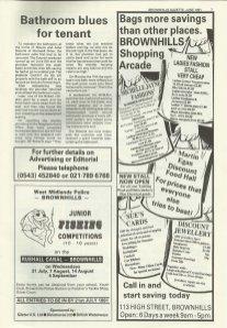 Brownhills Gazette June 1991 issue 21_000007