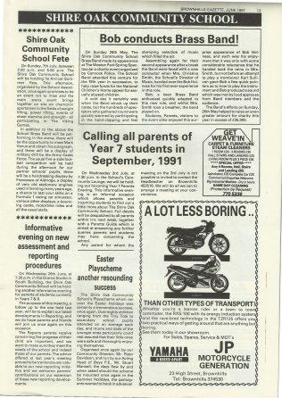 Brownhills Gazette June 1991 issue 21_000013