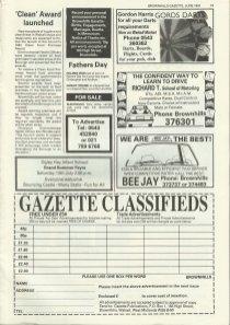 Brownhills Gazette June 1991 issue 21_000019