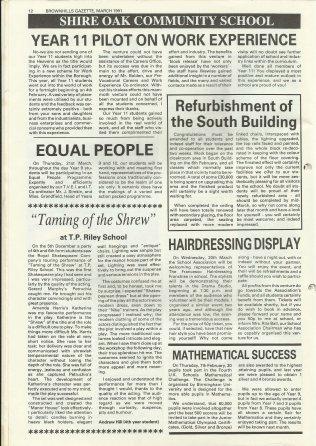 Brownhills Gazette March 1991 issue 18_000012