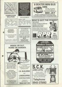 Brownhills Gazette March 1991 issue 18_000019