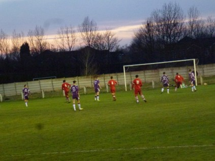 Another goal! Image courtesy of Daviid Evans.