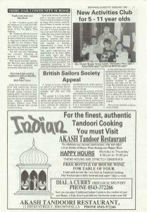 Brownhills Gazette February 1992 issue 29_000007